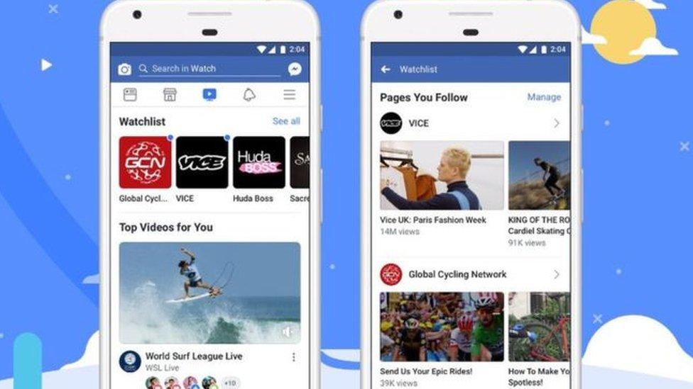 Відеосервіс Facebook Watch запрацює по всьому світу
