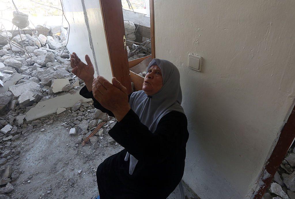 بيوت الفلسطينيين