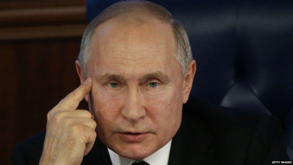 क्या व्लादीमिर पुतिन रूस का पर्याय बन चुके हैं?