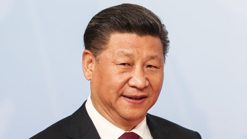 Profile China S President Xi Jinping Bbc News