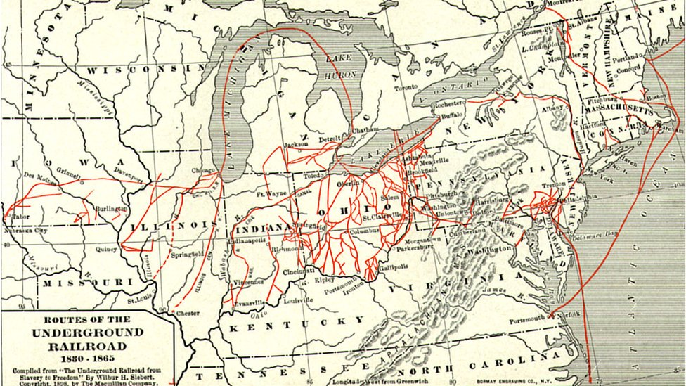 """The Underground Railroad from Slavery to Freedom"", Wilbur H. Siebert, The Macmillan Company, 1898."
