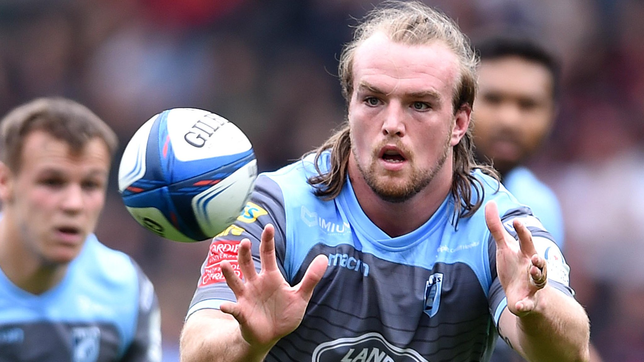 Wales hooker Dacey signs to stay at Cardiff Blues