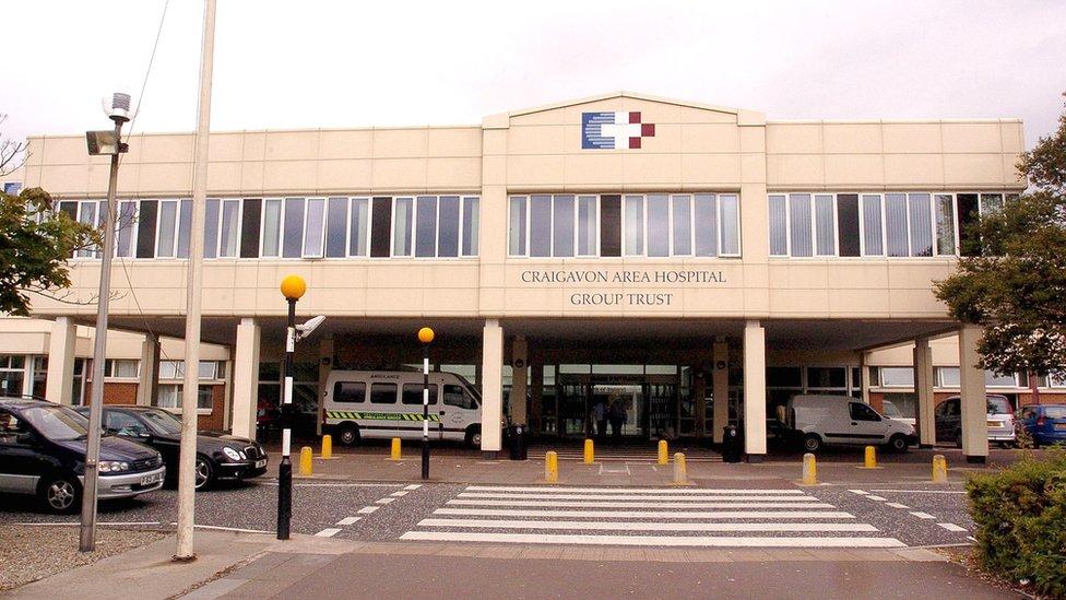 Craigavon Area Hospital
