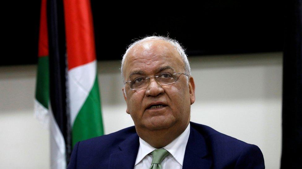 Saeb Erekat: Key Palestinian Negotiator Dies Of Covid-19