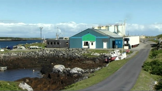 Taigh-smòcaidh Loch a' Chàrnain