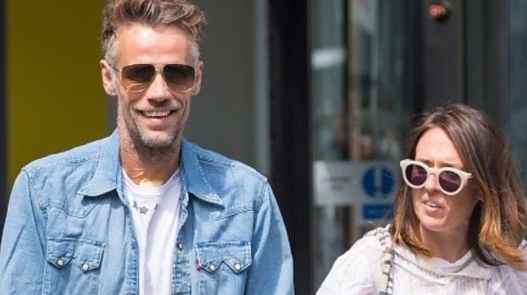 Richard Bacon: 'The most shocking moment of my life'