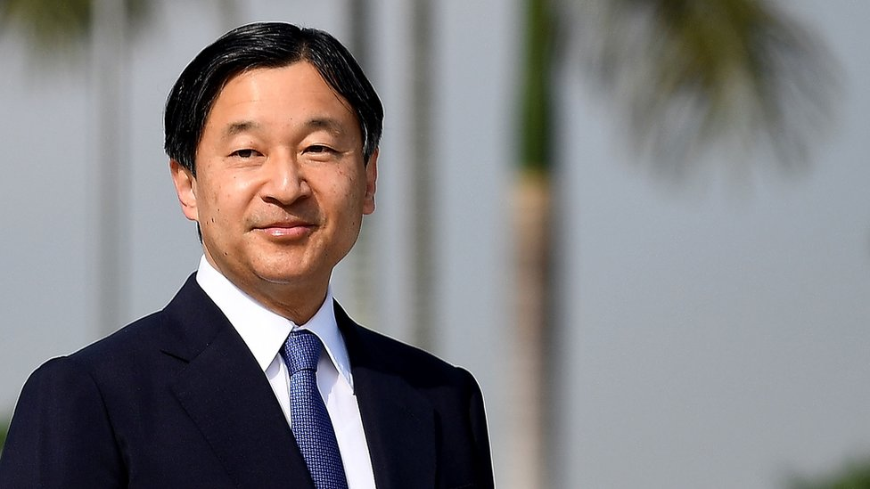 Crown Prince Naruhito
