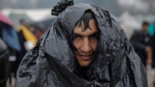 Refugiado en Bosnia