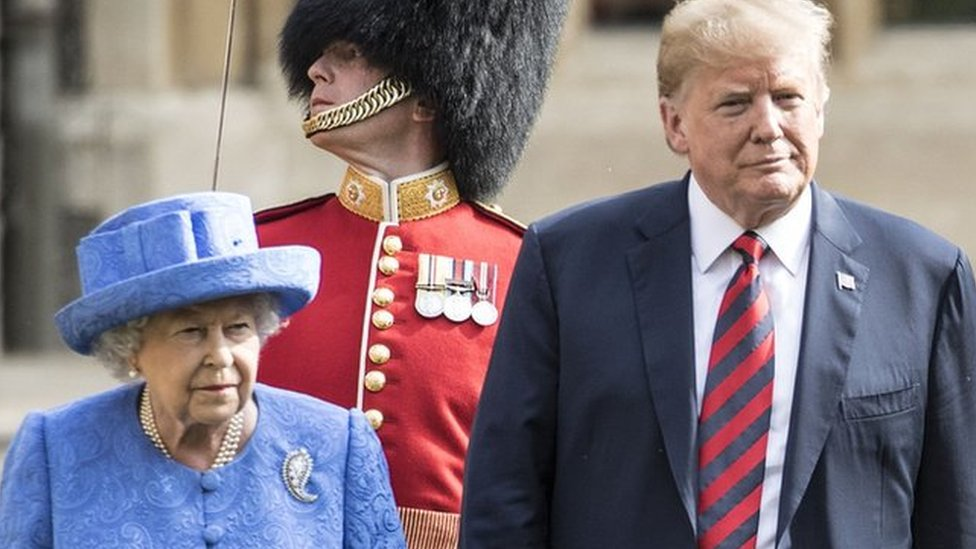 Donald Trump: Details of first state visit to UK revealed