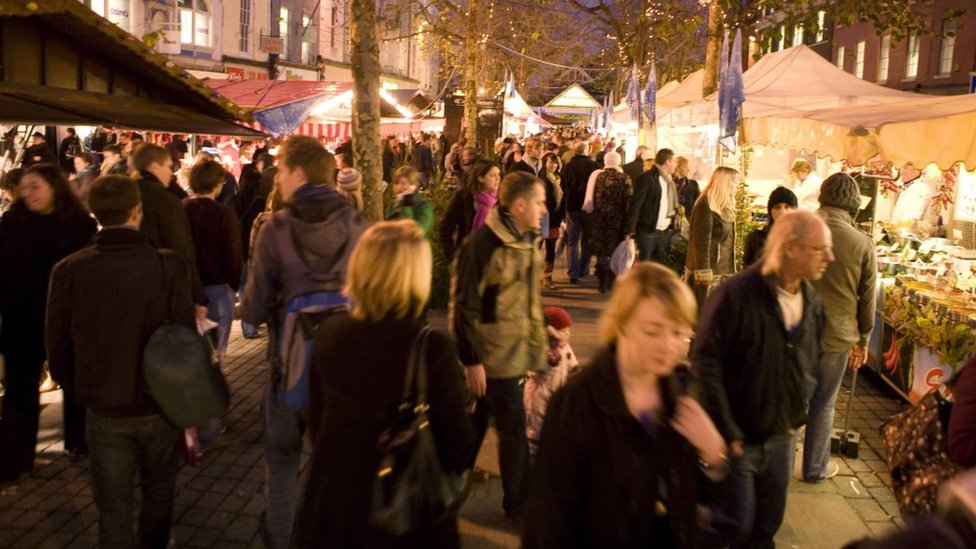 York Christmas market: Residents warn of overcrowding fears