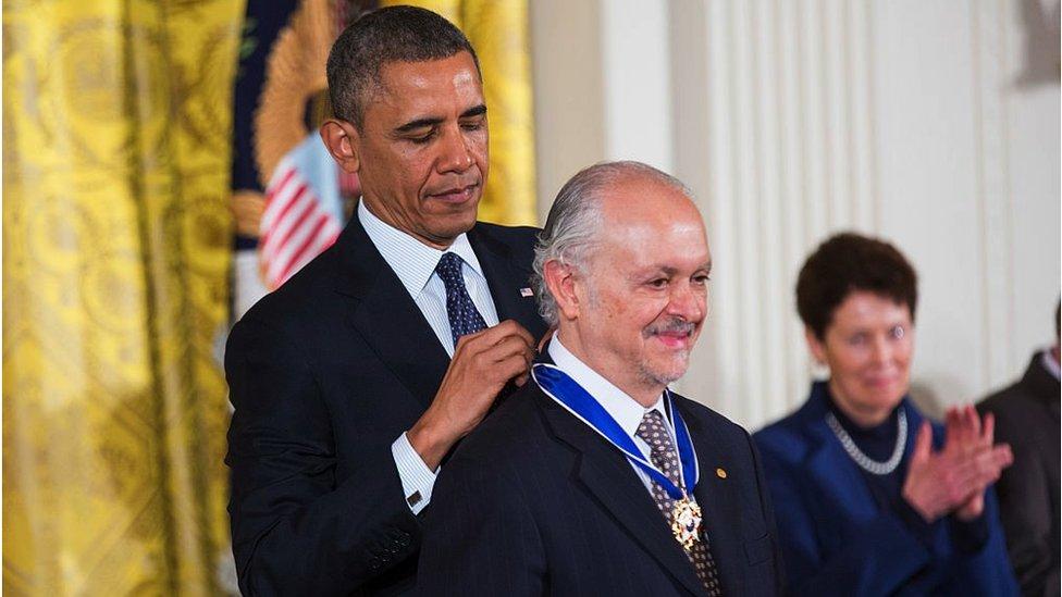 Obama y Molina