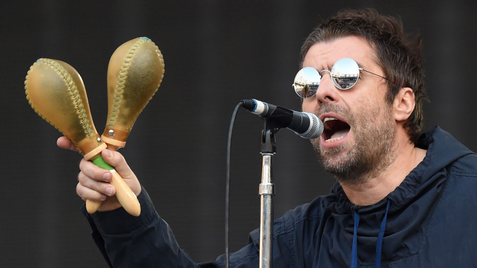 Liam Gallagher meets his daughter, Molly Moorish, for first time