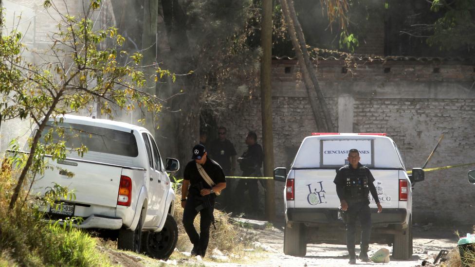 fosa clandestina Jalisco