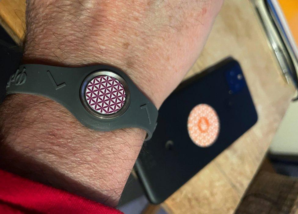 SmartDot watch