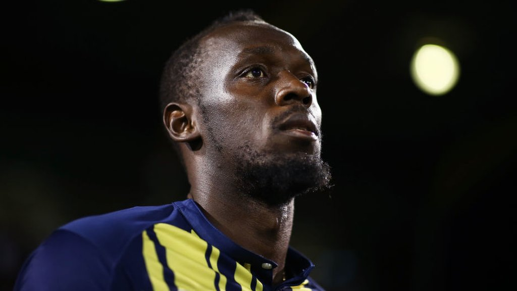 Gossip: Olympic sprinter Bolt offered pro contract by Maltese club