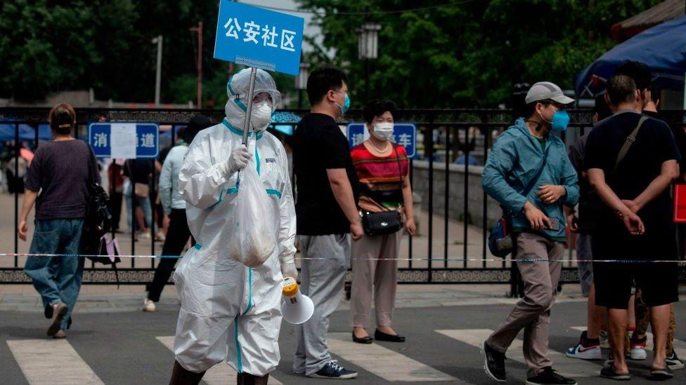 Coronavirus na China