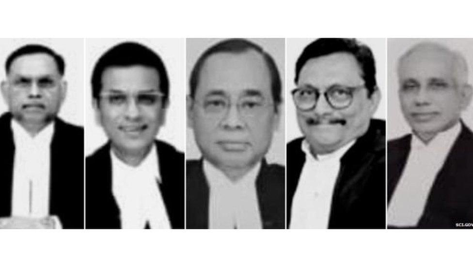अयोध्या मामले पर सुप्रीम कोर्ट के फ़ैसले का सारांश