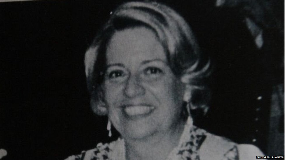 Epifania Calvo in an undated picture