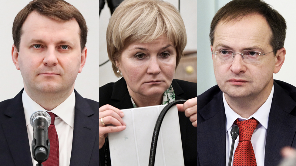 Орешкин, Голодец, Мединский и другие. Кого не взяли в новое правительство?