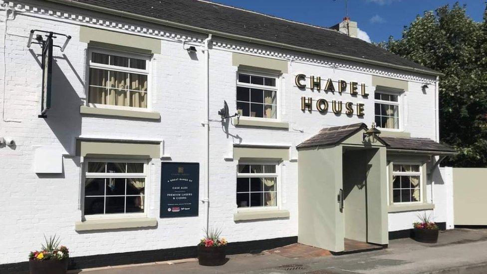 Chapel House Inn
