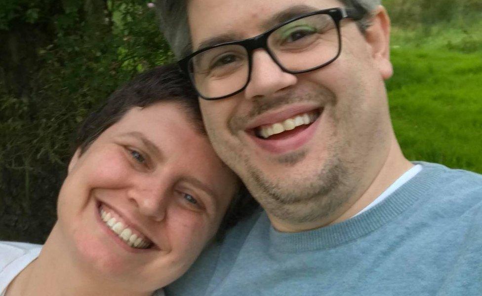 Lindsay and Howard Durdle