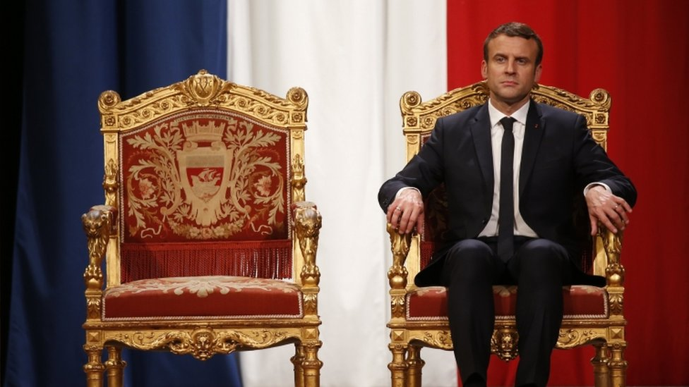 President Macron Does He Have What It Takes To Reform France Bbc News