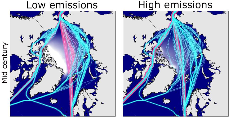 Arctic scenarios
