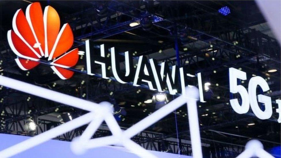 華為近日發佈5G產品。