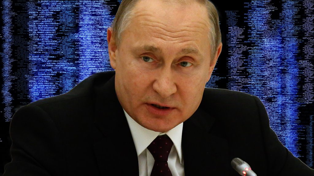 How Russia wants to control the internet
