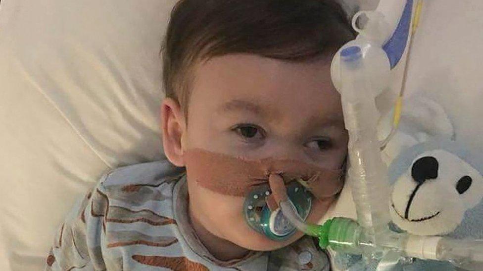 Alfie Evans parents lose 'last-ditch appeal' over life support