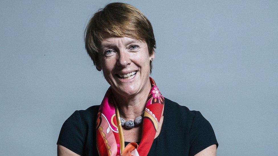 Conservative MP Dame Caroline Spelman