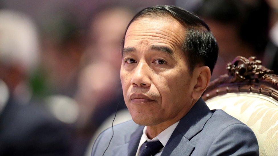 رئيس اندونيسيا