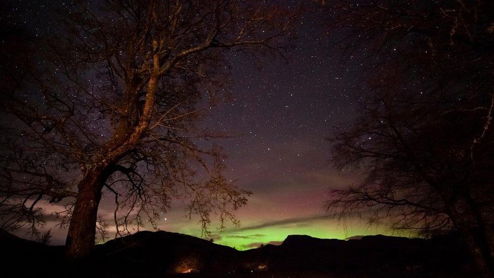 Aurora Borealis, Glenelg