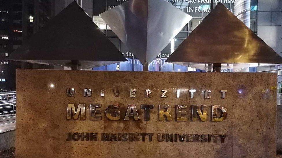 Posle 30 godina na čelu Megatrenda, Mića Jovanović objavio je da prodaje Univerzitet za 56 miliona evra