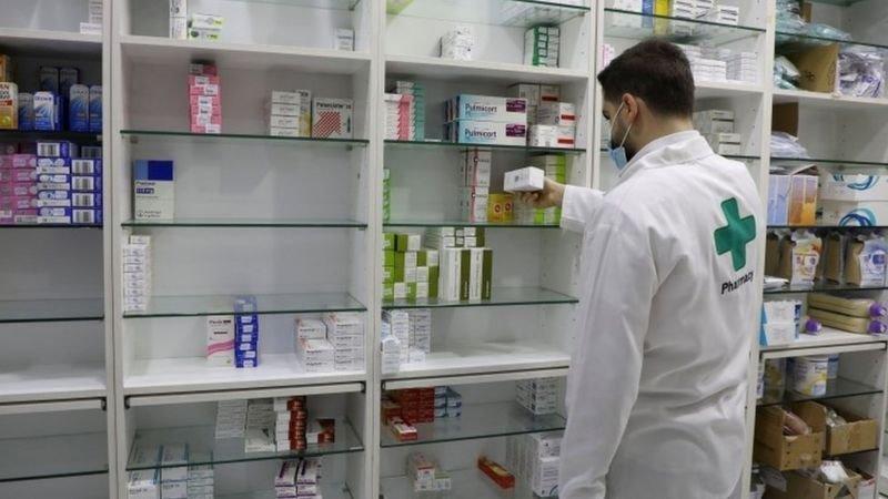 يعيش لبنان أزمة أدوية