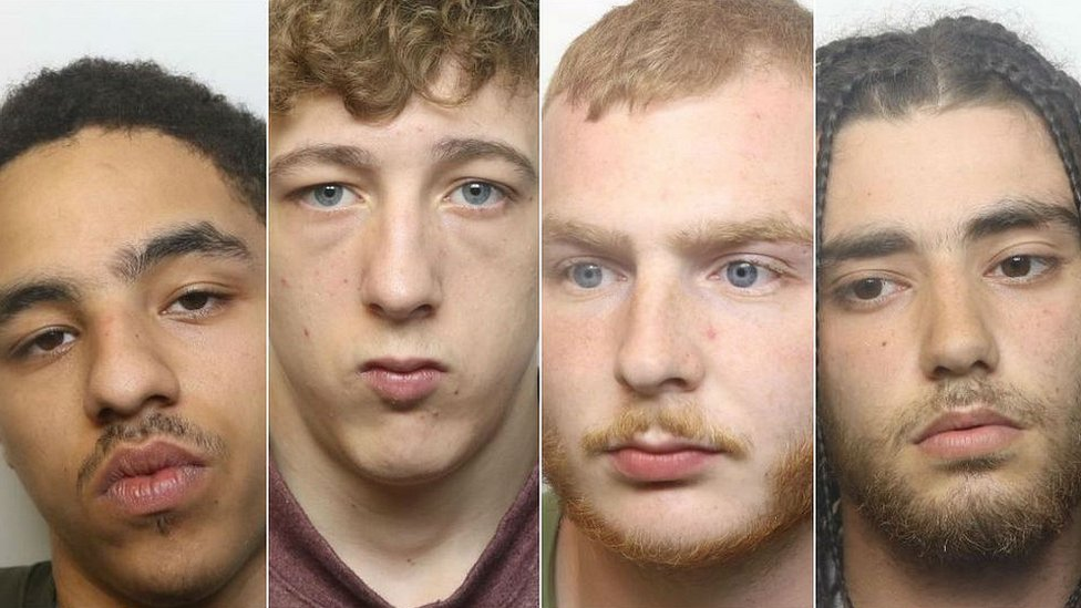 Drug gang who 'cuckooed' disabled woman's house is jailed