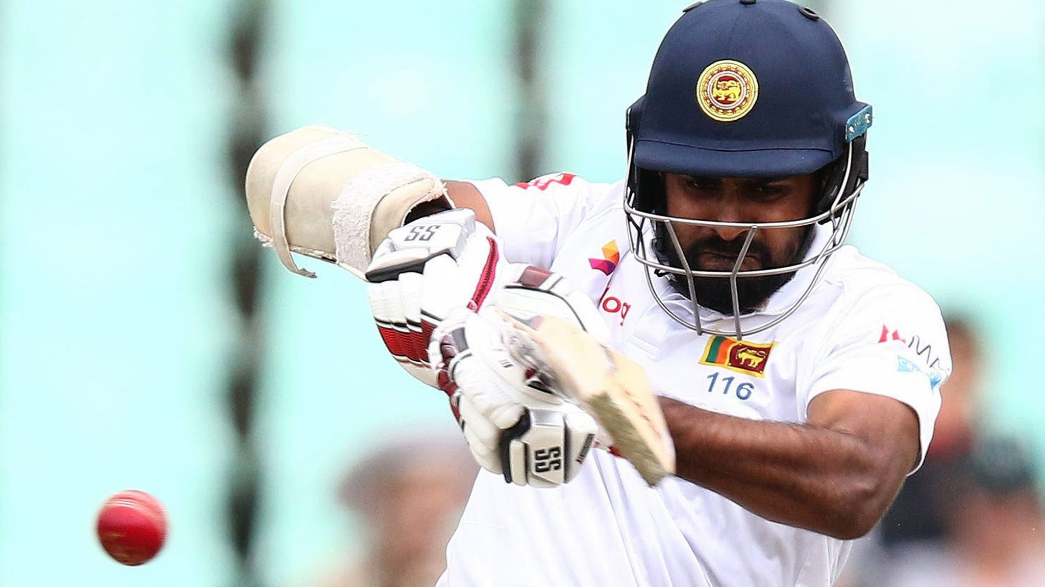 Dimuth Karunaratne: Hampshire set to be without Sri Lanka opener as overseas player