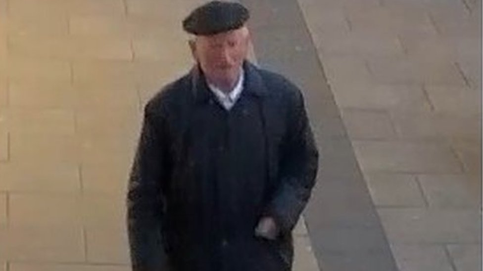 New CCTV of missing pensioner on Leith shore