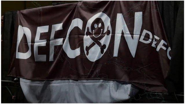 Defcon flag