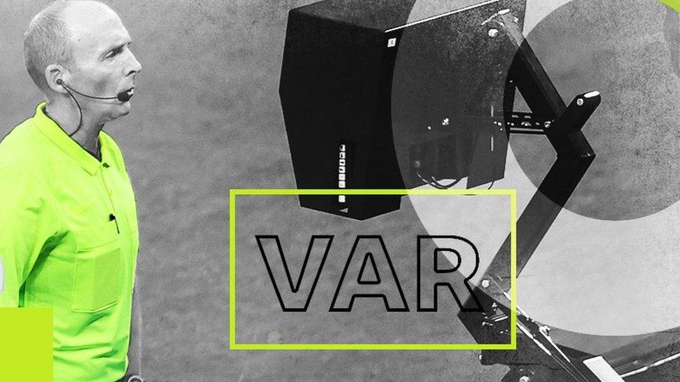 Fans on Football VAR image