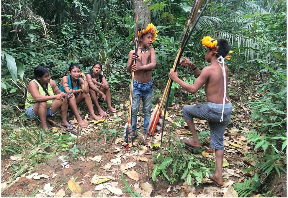 Indigenous groups