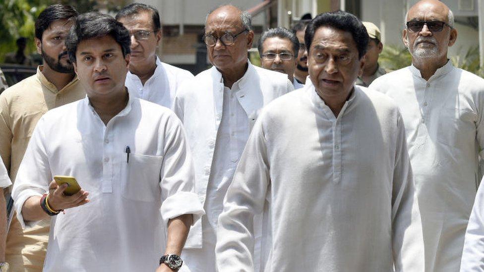 सिंधिया और कमलनाथ की लड़ाई सड़क पर?- प्रेस रिव्यू