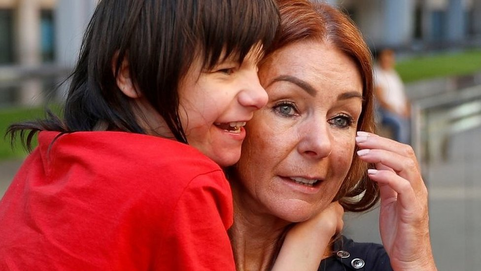 Billy Caldwell: Campaigner's company sells cannabis oil