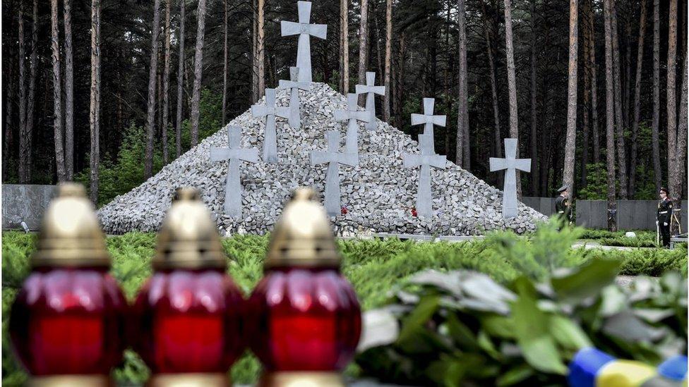 В Києві вшановують жертв репресій 1937-38 років
