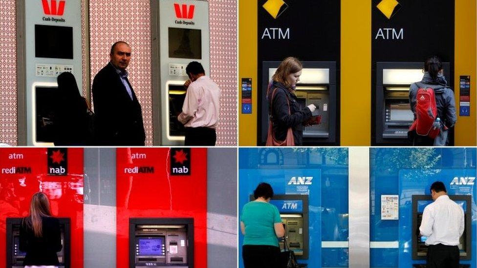 Customers outside Australia's four biggest banks