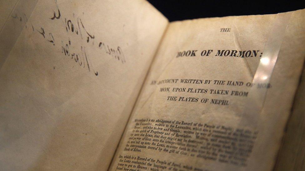 Mormones ya no quieren que los llamen 'mormones'