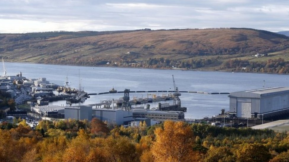 MoD records 789 nuclear safety events at Scotland's bases