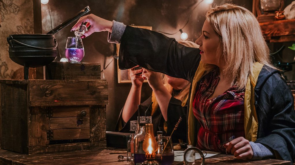 Harry Potter-inspired bar: Where mixology meets magic
