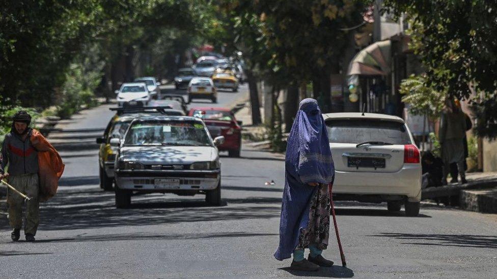 afgan kadin