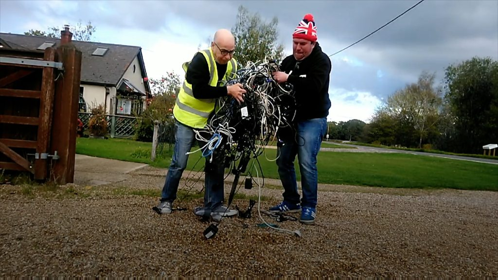 Short circuit: What happens to all the redundant cables in Essex?